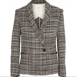 Étoile Isabel Marant Gabe Tweed Jacket
